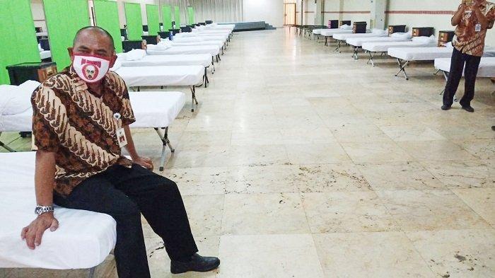 Graha Wisata Niaga Sriwedari Solo Bakal Difungsikan Jadi RS Darurat Jika Kasus Corona Terus Meroket