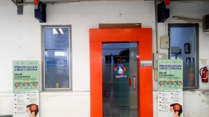 Cegah Virus Corona di Tempat Publik, Otoritas Stasiun Solo Balapan Dirikan Pos Kesehatan 24 Jam