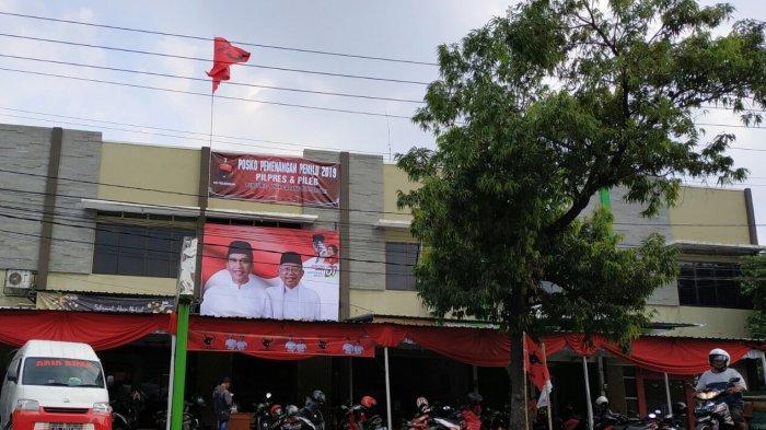 Video Posko PDIP Pemenangan Pilpres dan Pileg 2019 di Deket Rumah Jokowi yang Akan Dihadiri Rudy