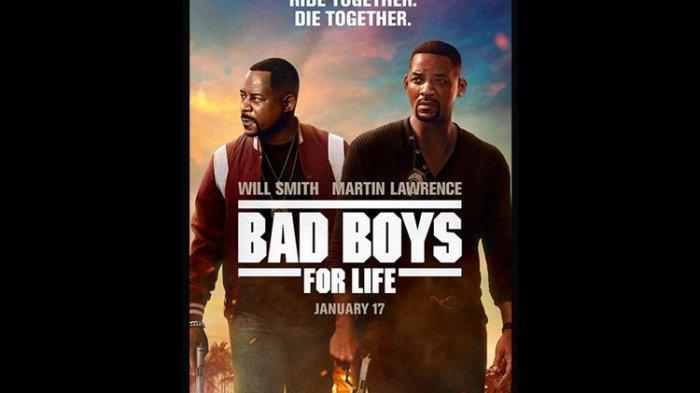 Sinopsis & Trailer Film Bad Boys For Life, Tayang Malam Ini Pukul 22.00 WIB di Trans TV