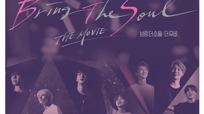 Harga Tiket Film BTS Bring the Soul: The Movie Mulai Rp 80 Ribu, Tayang Sepekan di CGV & Cinema XXI