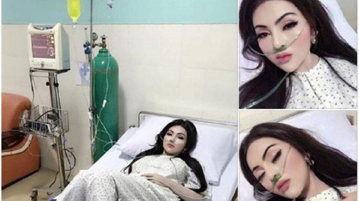 Viral,PasienIni Gunakan Make Up Maksimal, Hanya Gara-gara Sang Pacar Mau Datang Menjenguknya