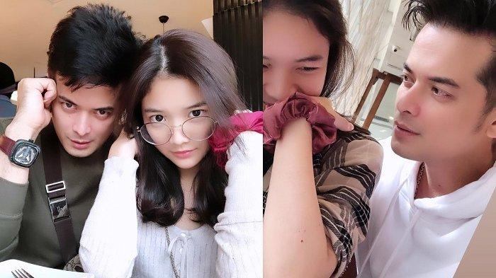 Sering Dikira Pacar Choky Andriano, Gadis Cantik Mirip Artis K-Pop Ini Ternyata Putri Sang Aktor