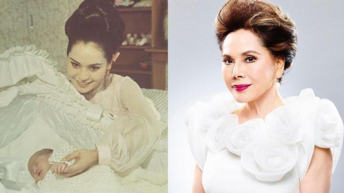 Usia 81 Tahun, Dewi Soekarno Istri ke-5 Presiden Soekarno Masih Tetap Cantik, Kini Menetap di Jepang