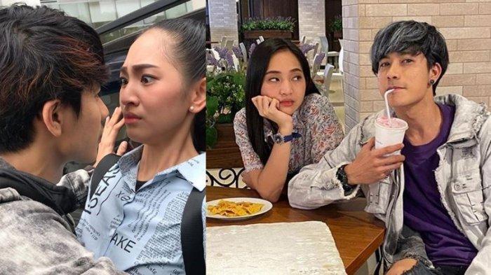 Potret Evan Marvino dan Harini Sondakh di sinetron Putri untuk Pangeran RCTI (INSTAGRAM/evanmarvino)