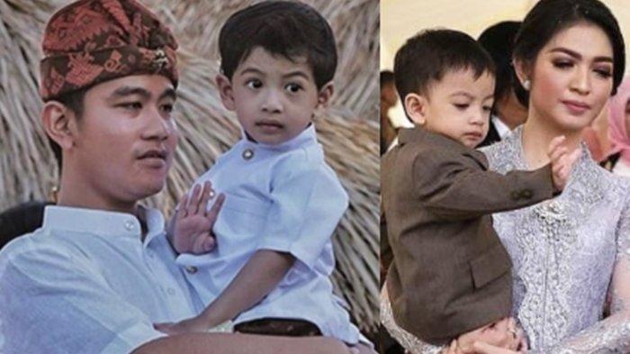Jan Ethes Cucu Pertama Presiden Jokowi Ulang Tahun ke-5, Kini Ikut Tinggal di Rumah Dinas Sang Ayah