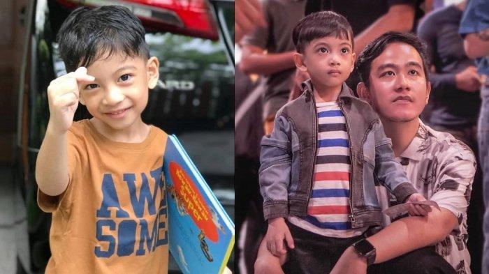 Jan Ethes Makin Tampan, Cucu Presiden Jokowi Ini Kini Sedang Belajar Naik Sepeda, Intip Potretnya