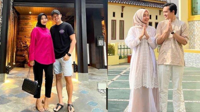 6 Bulan Nikah, Ikbal Fauzi Rendy Ikatan Cinta Umumkan Novia Giana Hamil, Terharu saat Diprank Istri