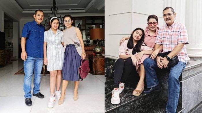 Mayangsari Rekam Manjanya Sang Putri pada Ayah saat di Mall, Kemiripan Khirani dan Bambang Disorot