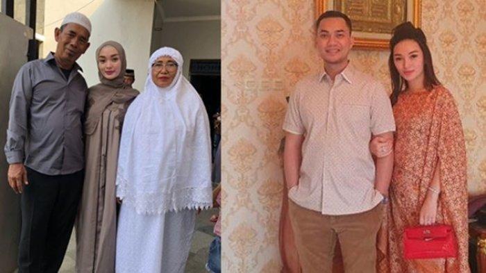 Punya Mertua Sederhana, Begini Ungkapan Sayang Sirajuddin saat Orangtua Zaskia Gotik Ulang Tahun