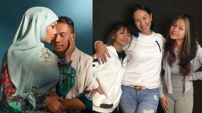 Siap Jadi Ibu Tiri, Kalina Ocktaranny Pamer Momen Kedekatan dengan Anak-anak Vicky Prasetyo