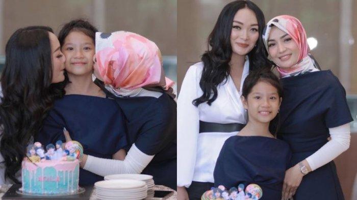 Akrab di Acara Ultah Aqila, Zaskia Gotik Puji Imel Putri Cahyati Sosok Ibu yang Luar Biasa