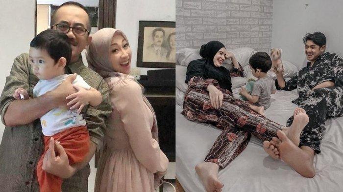 Arya Saloka Sibuk Syuting, Ibrahim Kerap Diasuh Ranty Purnamasari dan Suami, Lengket Seperti Cucunya