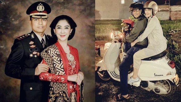 Uut Permatasari Jadi Istri Polisi, Bagikan Momen saat Suami Pamit Kerja, Ucap Doa dan Kalimat Haru
