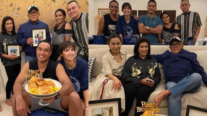 Aburizal Bakrie Rayakan Anniversary Pernikahan, Romantis saat Bacakan Surat Cinta untuk Sang Istri