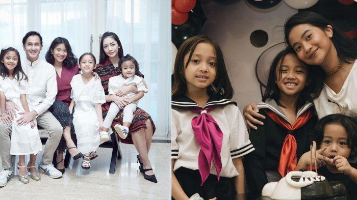 Aldi Bragi dan Ririn Dwi Ariyanti 'Bersatu' Rayakan Ulang Tahun Sang Putri, Kumpul Formasi Lengkap