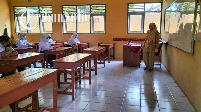 Vaksinasi Anak Sekolah di Sragen, Disdikbud: Tunggu Vaksin, Penyuntikan di Sekolah Masing-masing