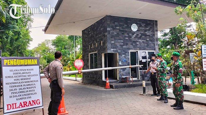 Besok, Presiden Jokowi Bakal Kunjungi UNS Solo: Pengamanan di Pintu Masuk Diperketat