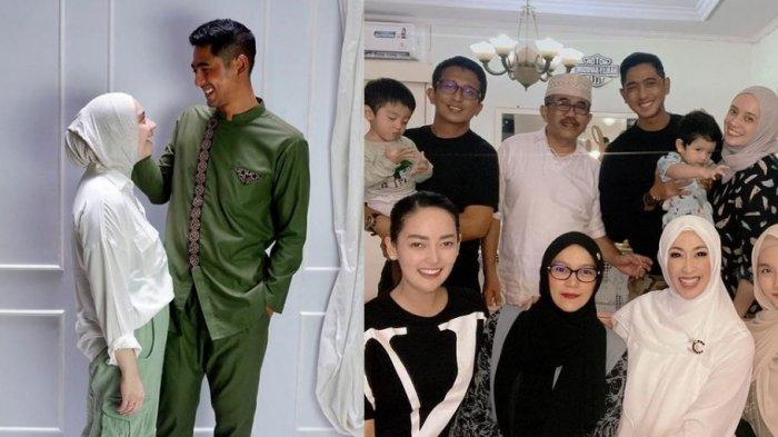 Lebaran Tanpa Putri Kandung, Ranty Purnamasari Bahagia Arya Saloka & Putri Anne Datang untuk Sungkem
