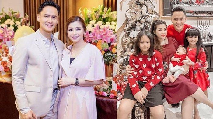 Istri Choky Sitohang Ungkap Kebahagiaan Rayakan Momen Natal, Akui Tahun Ini Nuansa Sedikit Berbeda