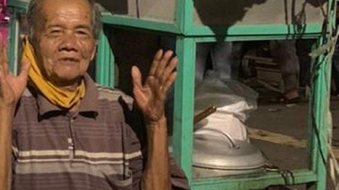 Sosok Sakimin Kakek 88 Tahun Tak Lelah Jualan Bakso di Solo : Pernah Tak Laku, Pantang Minta-minta