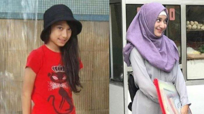 Potret Tengku Syaira 'Anisa Tukang Ojek Pengkolan' dulu dan sekarang