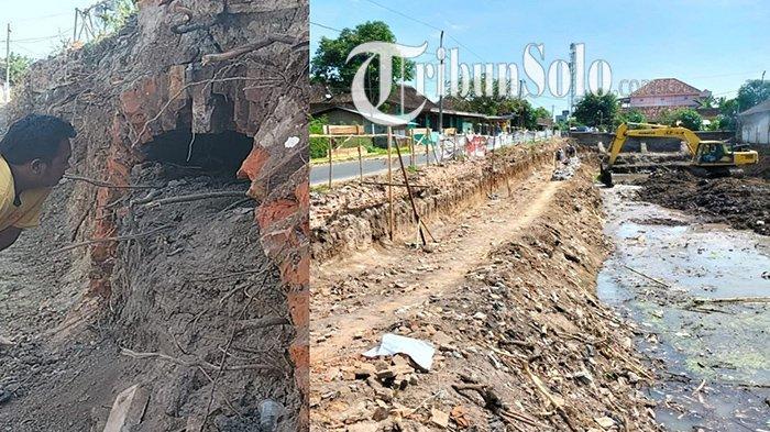 Bikin Bulu Kuduk Merinding, Warga Ditemui Ular Besar di Lokasi Terowongan Kuno di Sabrang Lor Klaten