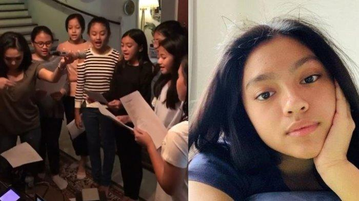 Yuni Shara Unggah Video Jadi Guru Vokal, Sosok Gadis Ayu Disorot, Ternyata Alleia Putri Ariel NOAH