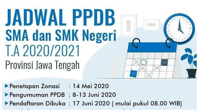 Update PPDB SMA/SMK di Solo 2020, Wali Kota FX Rudy : Kewenangan Gubernur Jateng Ganjar