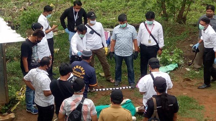 Pembunuhan di Sukoharjo, Pelaku Sempat Pulang ke Rumah,Ambil Bensin untuk Bakar Yulia