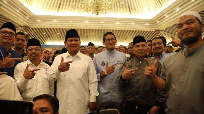 Kegiatan Prabowo Subianto di Sumedang Terpaksa Ditunda karena Cuaca Buruk untuk Penerbangan