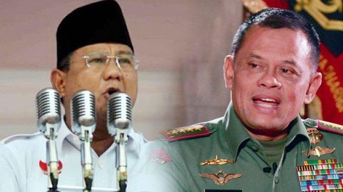 Gerindra Siapkan Posisi Spesial untuk Gatot Nurmantyo Jika Mau Gabung Tim Sukses Prabowo-Sandi
