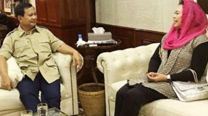 Yenny Wahid Sebut Prabowo Subianto Pakai Standar Ganda, Tolak Hasil Pilpres tapi Tidak dengan Pileg