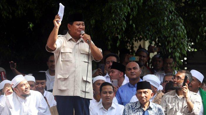 Prabowo Menolak Utusan Jokowi, Djoko Santoso: Tidak Ada Kompromi