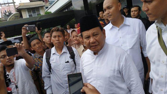 Prabowo Tolak Hasil Pemilu 2019, Ini Konsekuensi yang Akan Diterima Menurut Ahli Hukum Tata Negara