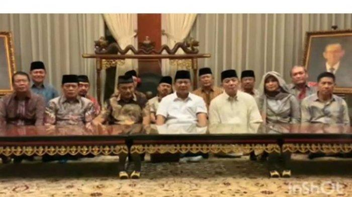 Prabowo Subianto Ingatkan Pendukungnya Gelar Aksi 22 Mei 2019 Secara Damai