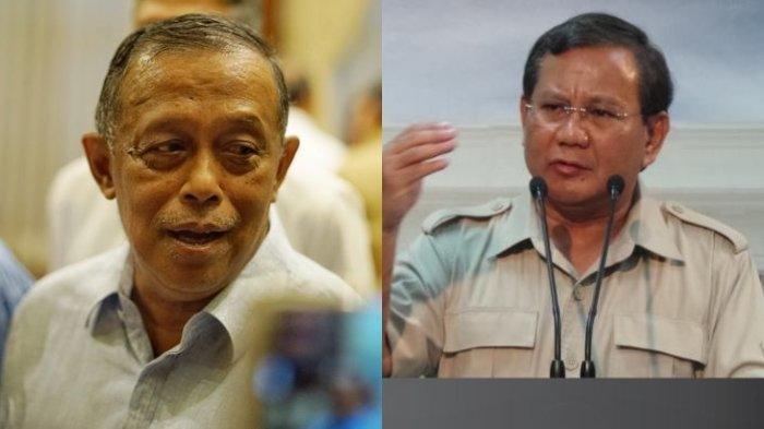 Prabowo Subianto Sebut Djoko Santoso Sosok Penuh Loyalitas: Beliau Ikut Besarkan Gerindra