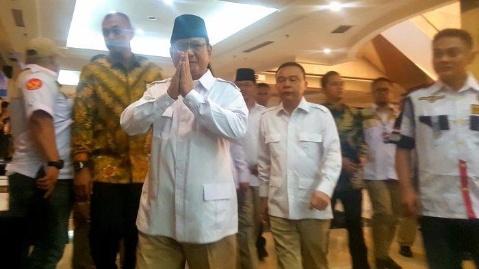 Prabowo Subianto Gelar Pertemuan dengan PKS dan PAN, Bahas Pilkada Jabar 2018
