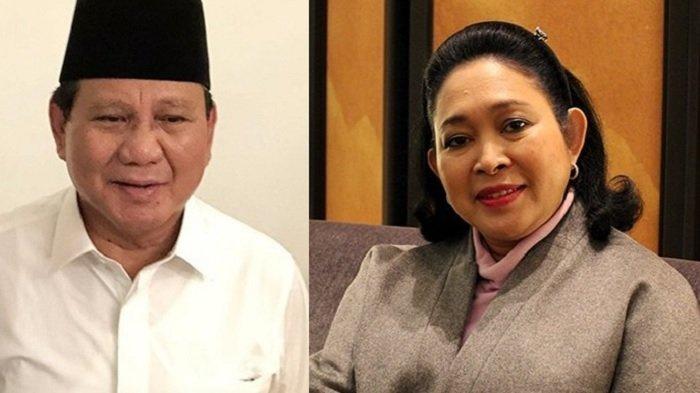 Hubungannya dengan Prabowo Jadi Sorotan, Titiek Soeharto Unggah Foto Bareng Putra Tunggalnya