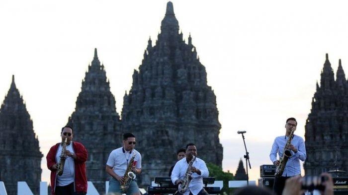 Prambanan Jazz Festival Tetap Digelar di Tengah Pandemi, Tapi Penonton Hanya Bisa Lihat via Virtual