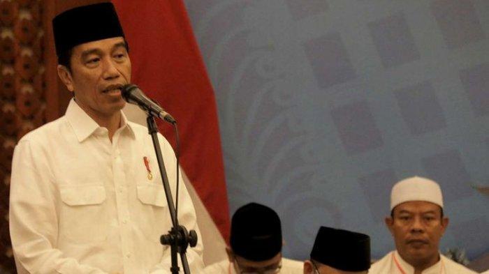 Ucapan Selamat Idul Fitri dari Jokowi, Jadikan Idul Fitri Sebagai Momentum Pemersatu Bangsa