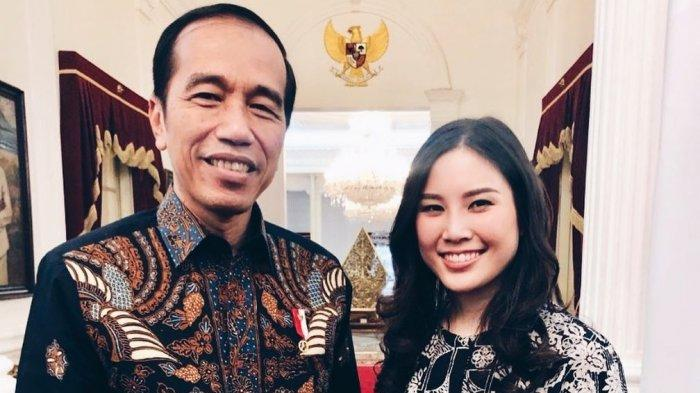 Putri Hary Tanoe Bertemu Jokowi, Sekjen Perindo: Tanda Positif Dipinang untuk Posisi Menteri