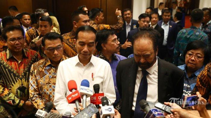 Partai Nasdem Ancang-ancang Siapkan Konvensi Capres 2024 untuk Cari Pengganti Jokowi