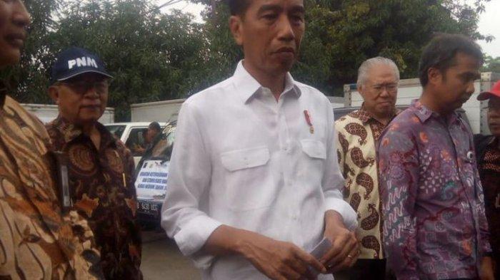 2019, Jokowi Janjikan Bangun 1.850 Kilometer Jalan Tol