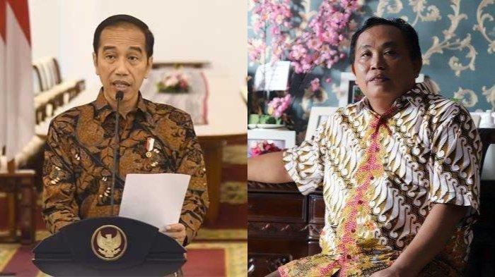Prediksi Arief Poyuono Jika Jokowi-Prabowo Maju di Pilpres 2024: Lawan Kotak Kosong pun Bakal Kalah