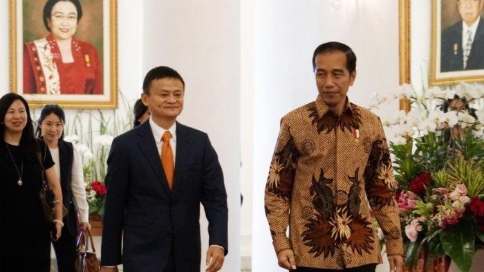 CEO Alibaba, Jack Ma Bakal Hadiri Acara IMF-WB di Bali