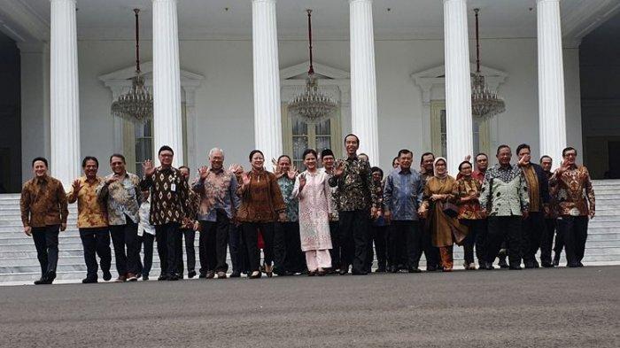 Jokowi Minta Maaf ke Tiga Menteri Ini karena Sering Telepon Tengah Malam