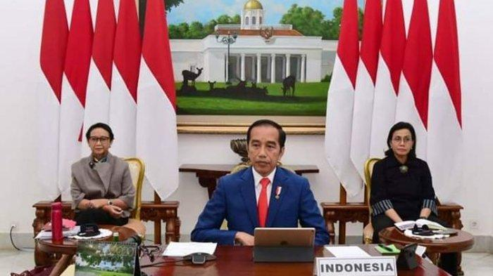 Jokowi Hadiri Pertemuan Pemimpin G20 di Tengah Suasana Duka, Sri Mulyani: Kita Terharu