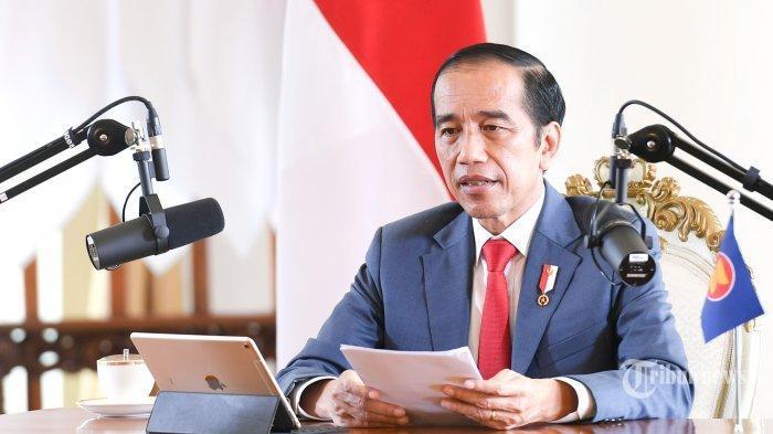 Jokowi Buka Peluang Vaksinasi Mandiri dengan Biaya Ditanggung Perusahaan