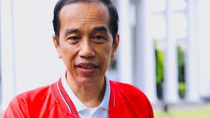 Seusai Berziarah ke Makam Ibunda di Karanganyar, Jokowi Mampir Ke Rumah Gibran